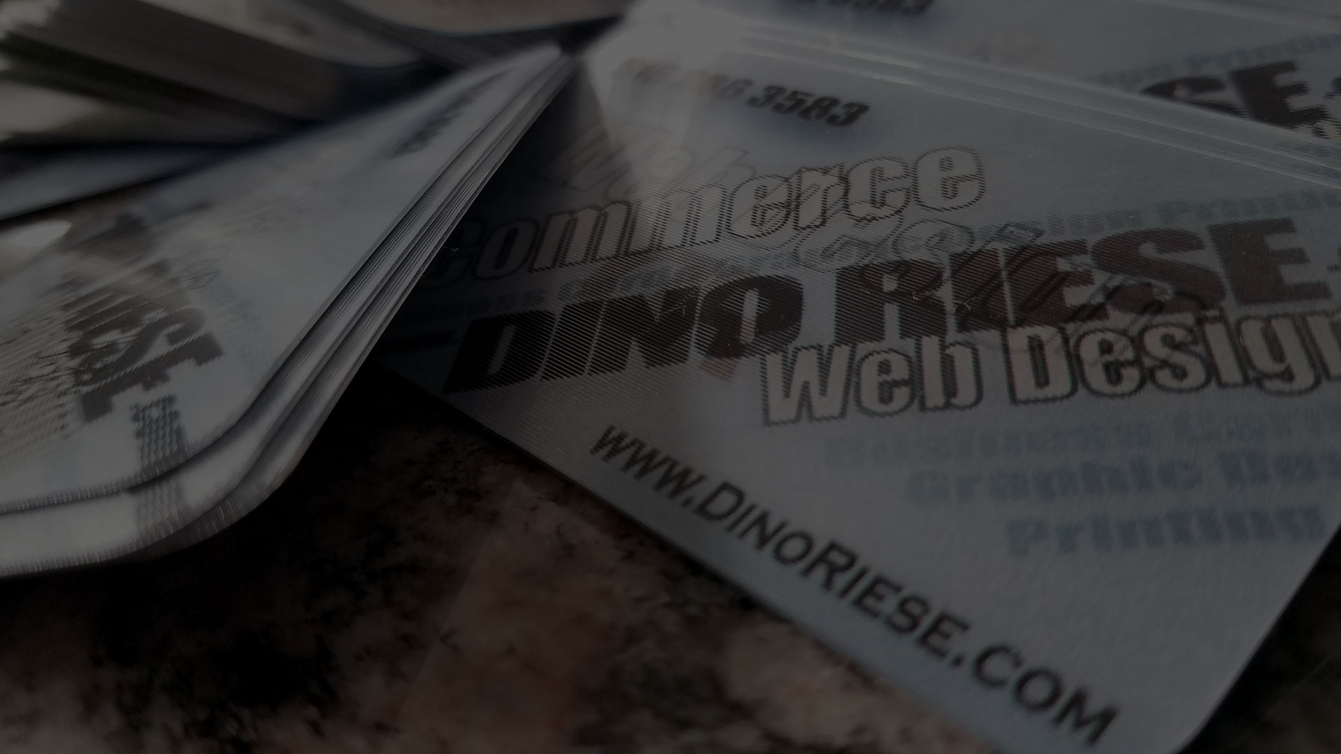 Business Card & Printing Service, NYC, DinoRiese.com