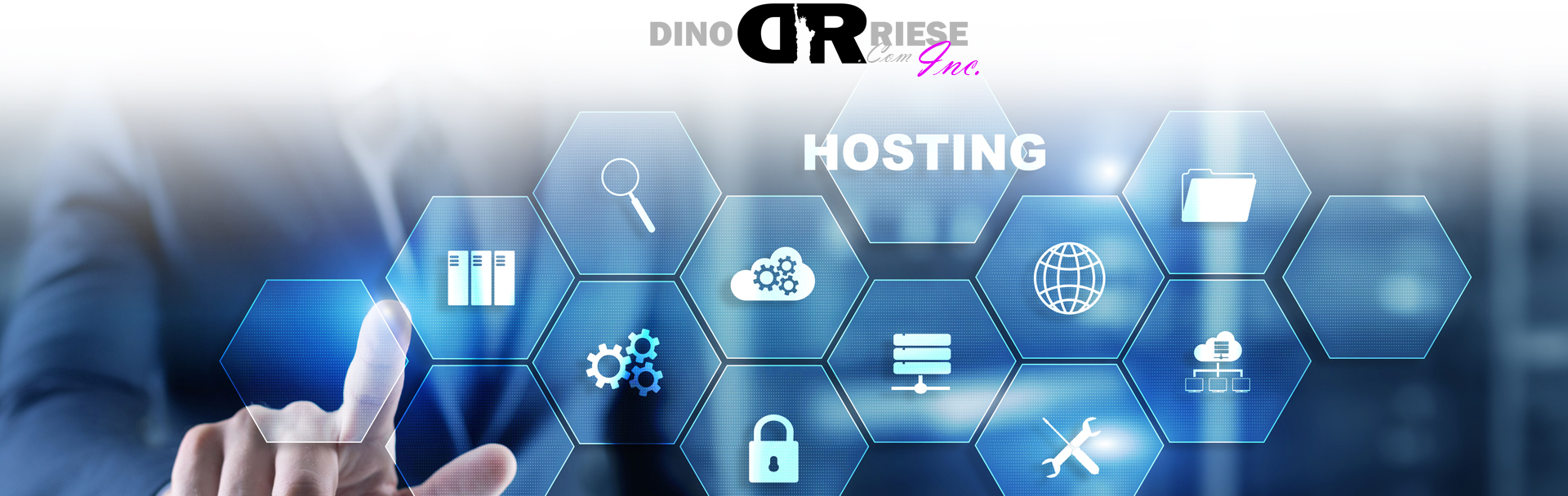 Web Hosting Professional Services | DinoRiese.com Inc. - Image